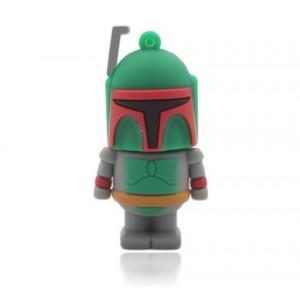 Memoria USB Boba Fett Star Wars