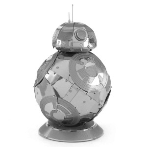 BB8 Star Wars Metal 3D