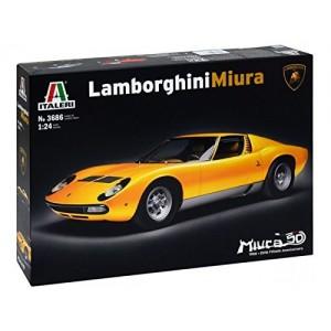 Maqueta Lamborghini Miura