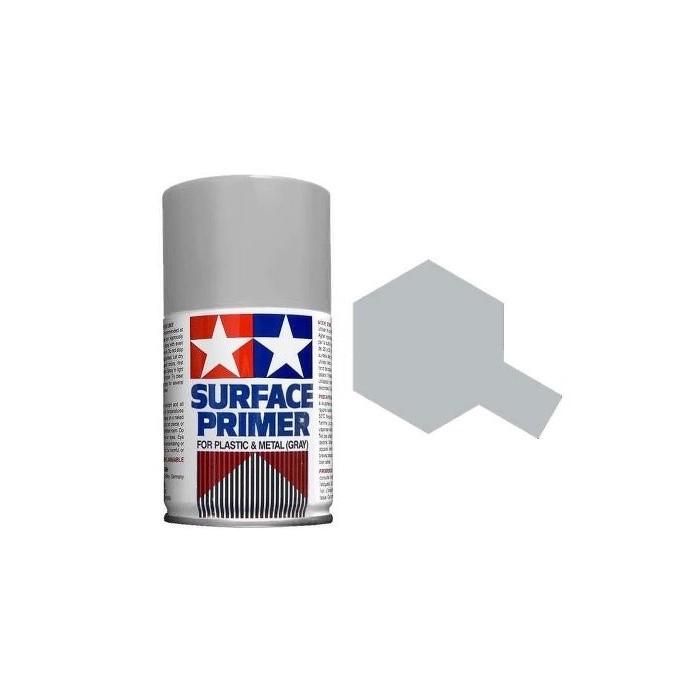 Tamiya Imprimación Gris Spray 100ml