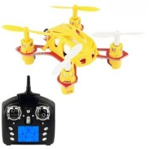 Cuadricóptero Mini Velocity RTF