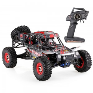 Coche Crawler Climbing Storm 1:12 RTR 4WD 2.4Ghz
