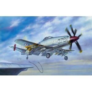 """Maqueta Avión British """"Wyvern"""" S.4"""