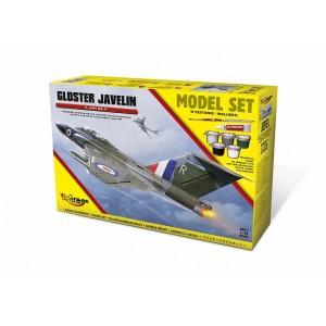 Maqueta Avion Kit Gloster Javelin F AW Mk9 1:72