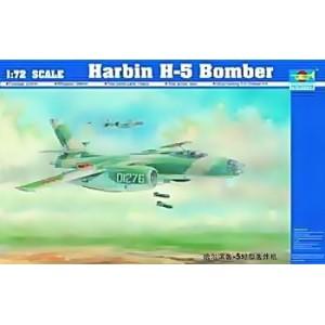 Maqueta Avión Harbin H-5 Bomber
