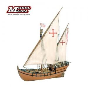 Barco La Niña 1492