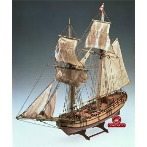 Barco Halifax en Kit