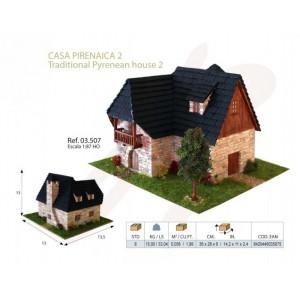 Casa Típica Pirenaica 2 CUIT