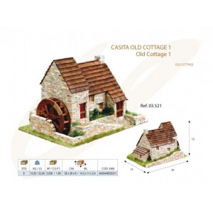 Casa Old Cottage 1 CUIT