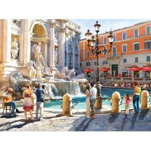 Puzzle 3000 Fontana de Trevi