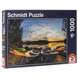 Puzzle 1000 Silencio Relajante