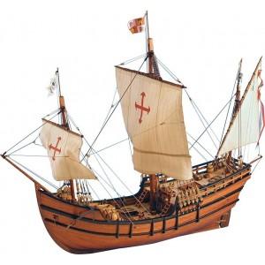 Barco La Pinta 1492
