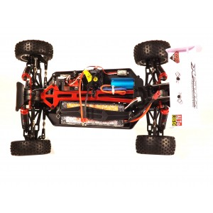 Buggy 1:10 Brushless LiPo 2,4Ghz RTR