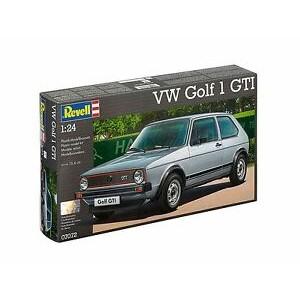 Maqueta VW Golf 1 GTI 1:25