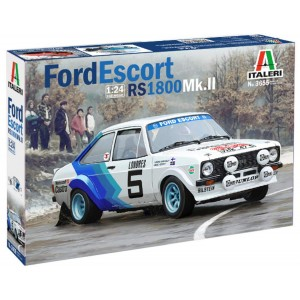 Maqueta Ford Escort RS1800...