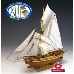 Barco Gjoa 1872 Atlantis...