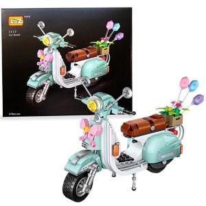 LOZ Scooter 673 piezas