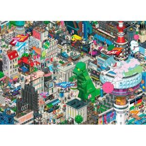 Puzzle 1000 Berlin Quest -...