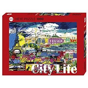 Puzzle 1000 I love Paris -...
