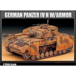 Maqueta Tanque German...