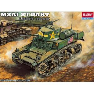 Maqueta Tanque US M3A1...