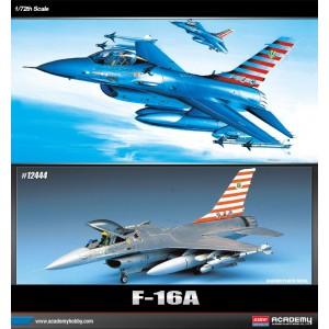 Maqueta Avión F-16A 1/72