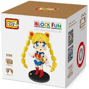 LOZ Figura Sailor Moon 730...