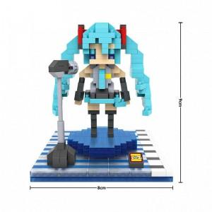 LOZ Figura Hatsune Miku 390...