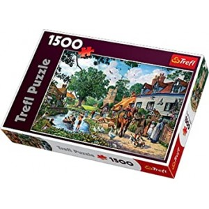 Puzzle 1500 Country Idyll