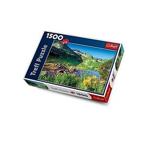 Puzzle 1500 Lago Tártaro