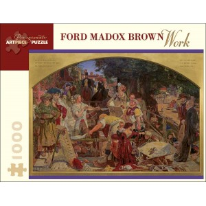 Puzzle 1000 Ford Madox...