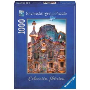 Puzzle 1000 Casa Batlló,...
