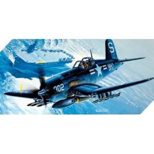 Maqueta Avión F4U-1 Corsair...