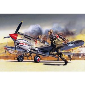 Maqueta Avión Tomahawk...