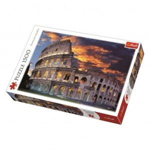 Puzzle 1500 El Coliseo, Roma