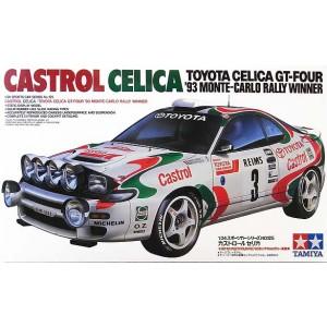 Maqueta Toyota Celica...