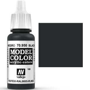 Vallejo Negro 17ml Model Color