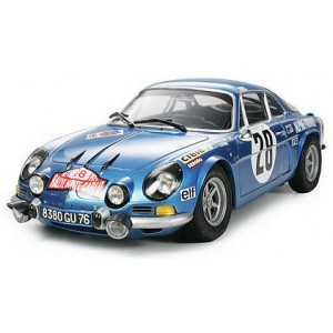 Maqueta Alpine Renault A110...