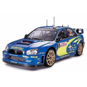 Maqueta Subaru Impreza WRC...