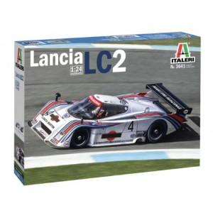 Maqueta Lancia LC2 1:24