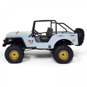 Crawler Realistic Jeep 1/10...