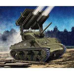 Maqueta Tanque M4A3 Sherman...