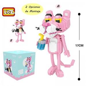 LOZ Figura Pantera Rosa 890...