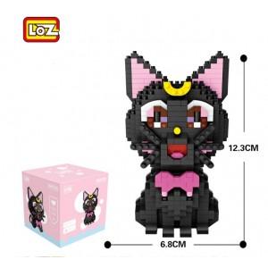LOZ Figura Luna Sailor Moon...