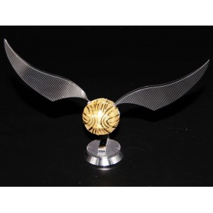 Snitch Harry Potter Metal 3D