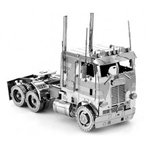 COE Truck Camión Metal 3D