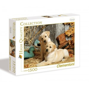 Puzzle 1500 Hunting Dogs...