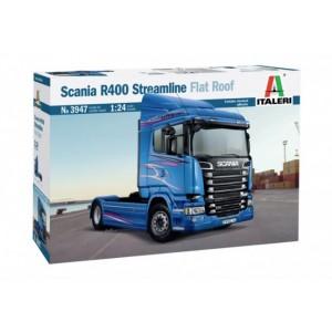 Maqueta Scania R400...