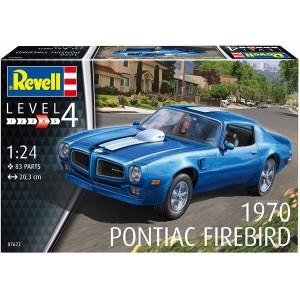Maqueta 1970 Pontiac...