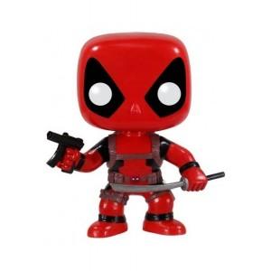 Figura POP Marvel Deadpool...